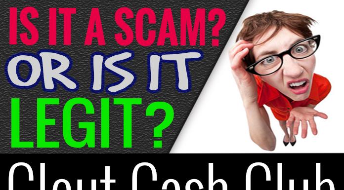 Clout Cash Club Review Scam Legit How It Works