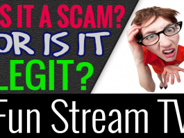 Fun Stream TV Review Scam Compensation Plan