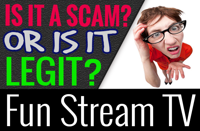 Fun Stream TV Review - Scam or Legit? Compensation Plan Breakdown