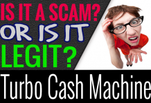 Turbo Cash Machine Review Scam Compensation Plan