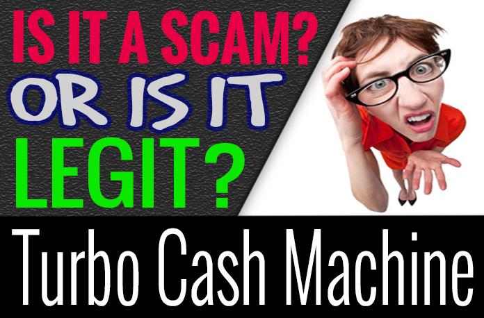 Turbo Cash Machine Review Scam Compensation Plan