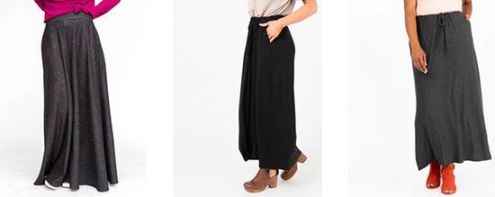 Agnes and Dora Skirts