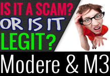 Modere M3 Reviews Scam Compensation Plan