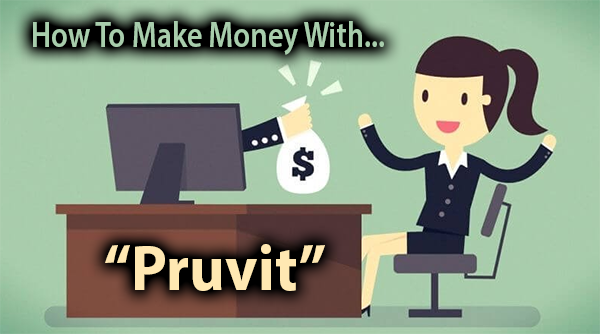 Pruvit Compensation Plan Breakdown