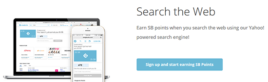 Search To Earn In SwagBucks