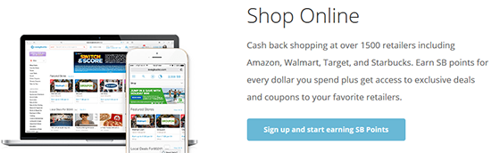 Shop and Earn In SwagBucks