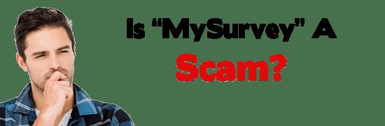 Is MySurvey A Scam or Legit Paid Survey Program