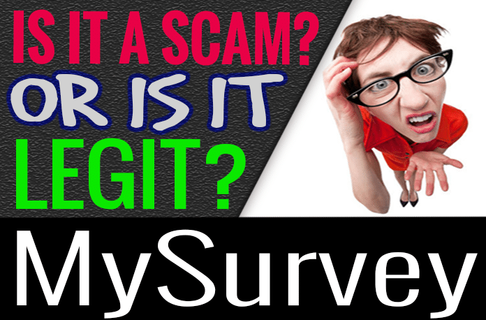 MySurvey Review Scam How It Works