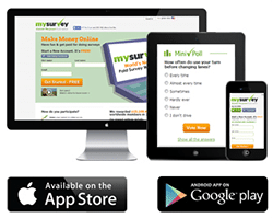 MySurvey is Compatible On Several Devices iOS Android PC