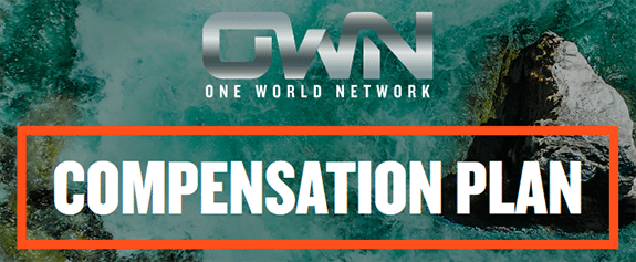 How Does The One World Network Compensation Plan Work