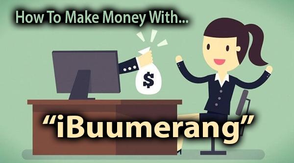 iBuumerang Compensation Plan Breakdown