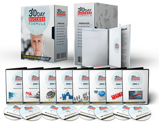 30 Day Success Formula Products Review
