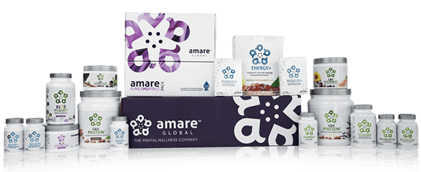 Amare Global Products Review