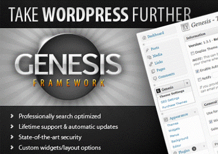 Genesis For WordPress Templates
