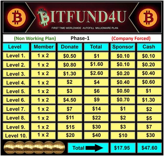 How Do You Make Money With BitFund4U