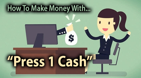 Press 1 Cash Compensation Plan Reverse 1 Up