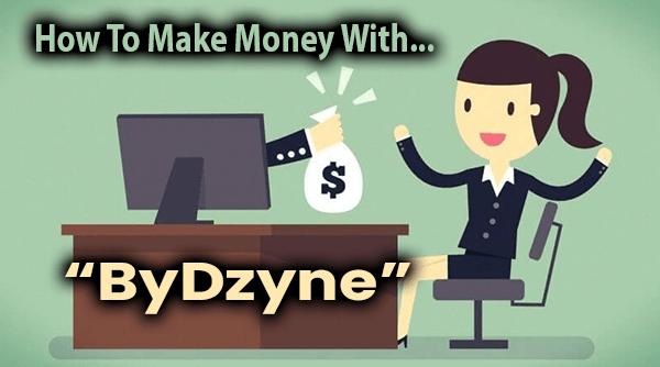 ByDzyne Compensation Plan Breakdown