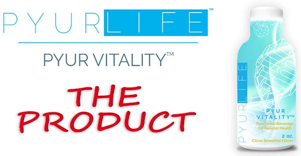 Pyur Life Products Pyur Vitality