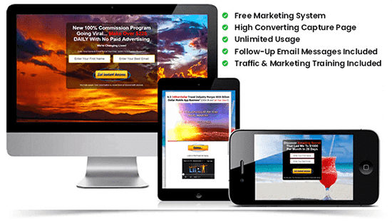 Globallee Marketing System