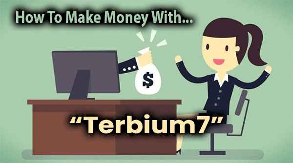 Terbium7 Compensation Plan Breakdown