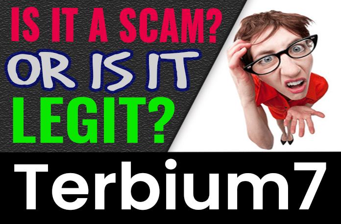 Terbium7 Review Scam Compensation Plan