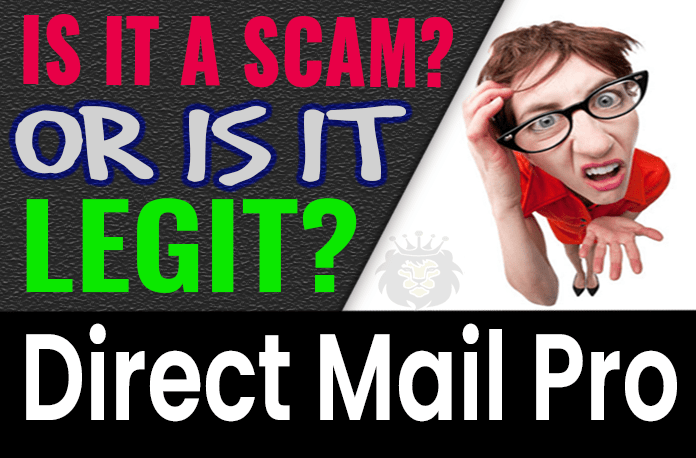 Direct Mail Pro Review Scam Compensation Plan