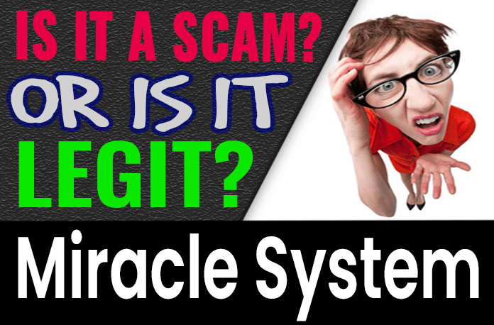 Miracle System Review Scam Compensation Plan