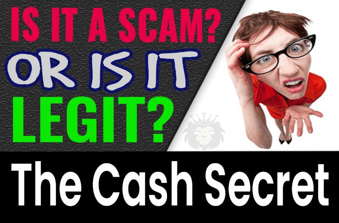 The Cash Secret Review Scam Compensation Plan
