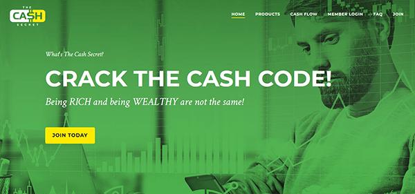 What Is The Cash Secret Full Reviews