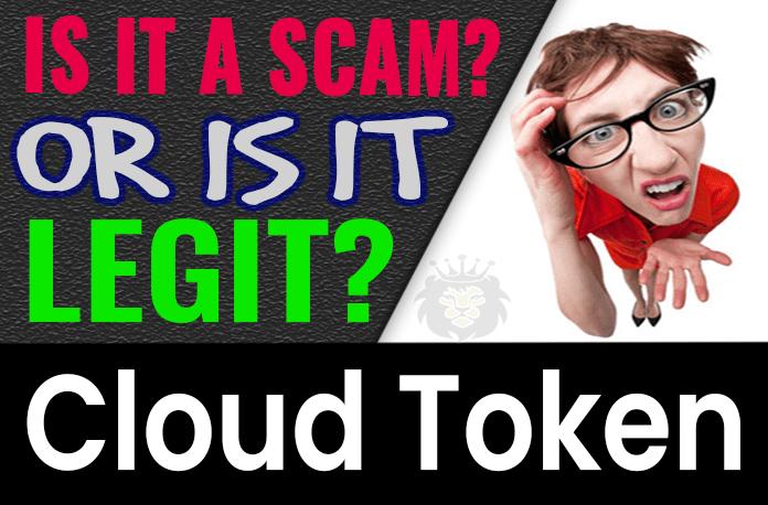 Cloud Token Review Scam Compensation Plan