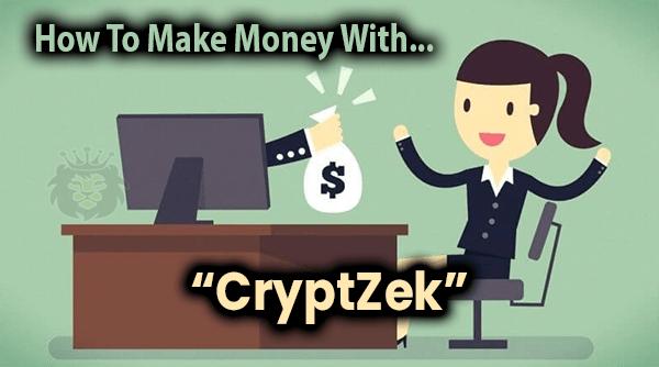 CryptZek Compensation Plan Breakdown