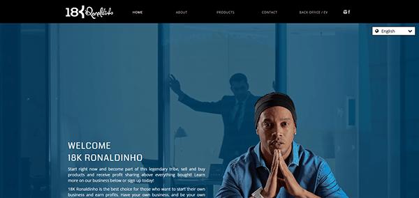 What Is 18K Ronaldinho Full Reviews