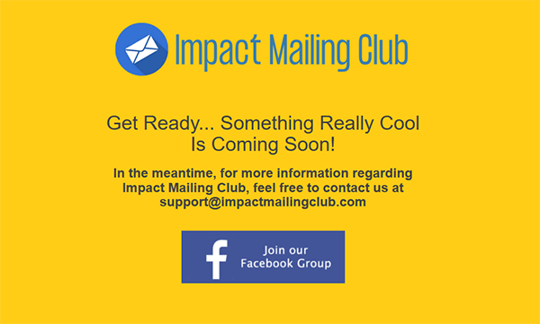 What Is Impact Mailing Club Full Reviews