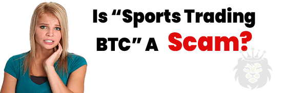 Is Sports Trading BTC A Scam or Legit Opportunity