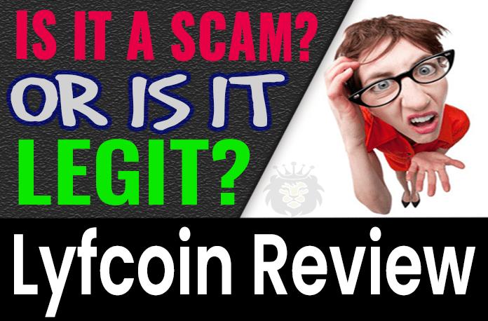 Lyfcoin Review Scam Compensation Plan