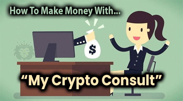 My Crypto Consult Compensation Plan Breakdown