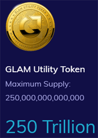 My Crypto Consult GLAM Token