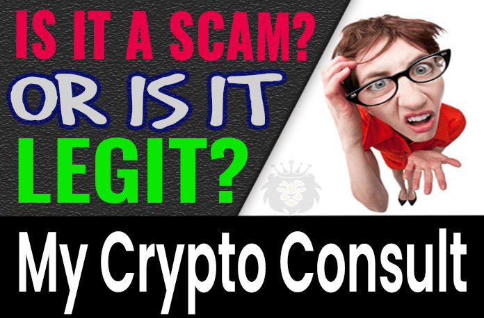 My Crypto Consult Review Scam Compensation Plan