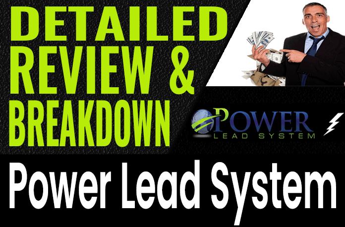 Power Lead System PLS Review Scam Compensation Plan