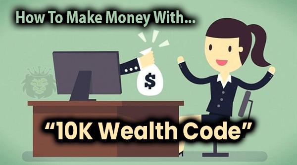10K Wealth Code Compensation Plan Breakdown