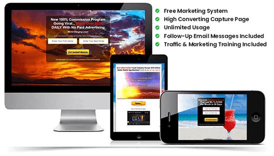 MyTV4Me Marketing System