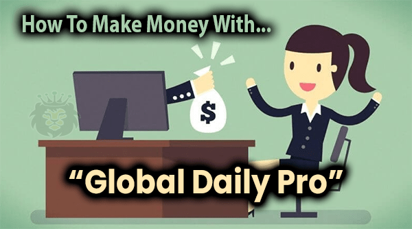 Global Daily Pro Compensation Plan Breakdown