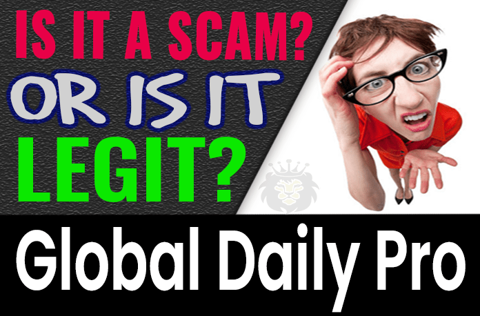 Global Daily Pro Review Scam Compensation Plan