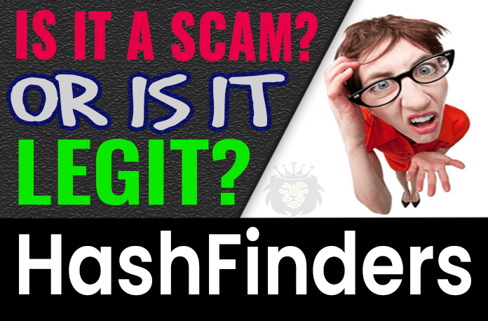 HashFinders Review Scam Compensation Plan