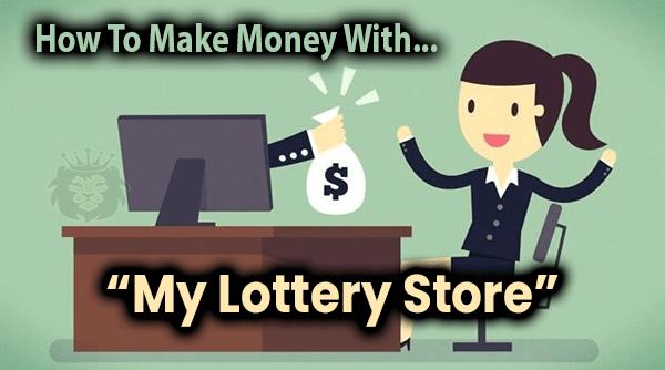 My Lottery Store Compensation Plan Breakdown