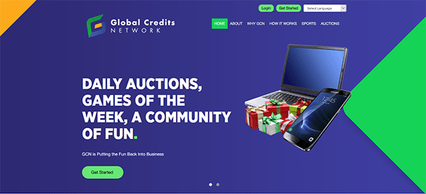 What Is Global Credits Network Review Intro