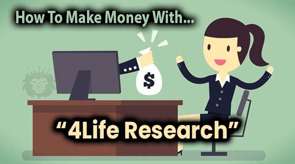 4Life Research Compensation Plan Breakdown