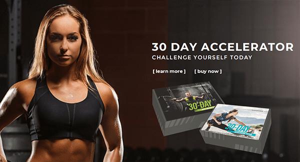 4Life Tranform 30 Day Accelerator Challenge