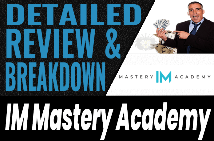 IM Mastery Academy Review Scam Compensation Plan