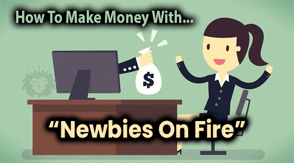 Newbies On Fire Compensation Plan Details